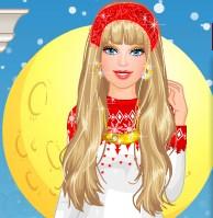 2017 Barbie Kış Modası