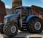 3D Traktör Park Etme