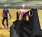 3D Zombi Nişancısı