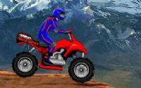 ATV ile Dağda Sürüş