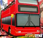 Çift Katlı Otobüs Park Et