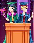 Disney Prensesleri Mezuniyet Töreni