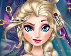 Elsa Gerçek Saç Bakımı