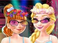 Elsa ve Anna Yaz Şenliği