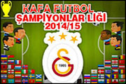 Kafa Topu Şampiyonlar Ligi 2014 2015