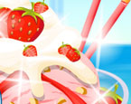 Lezzetli Dondurma Yapımı
