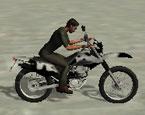Sahil Motorsikletçisi