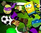 Süper Kahramanlar Futbol 3