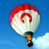Uçan balonları park edin