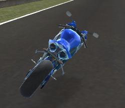 Zorlu Motosiklet Yarışı
